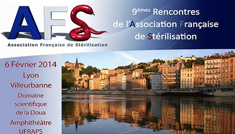 Gestion des risques en stérilisation, Lyon-Villeurbanne, 2014