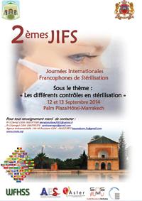 2èmes JIFS, Marrakech, 2014