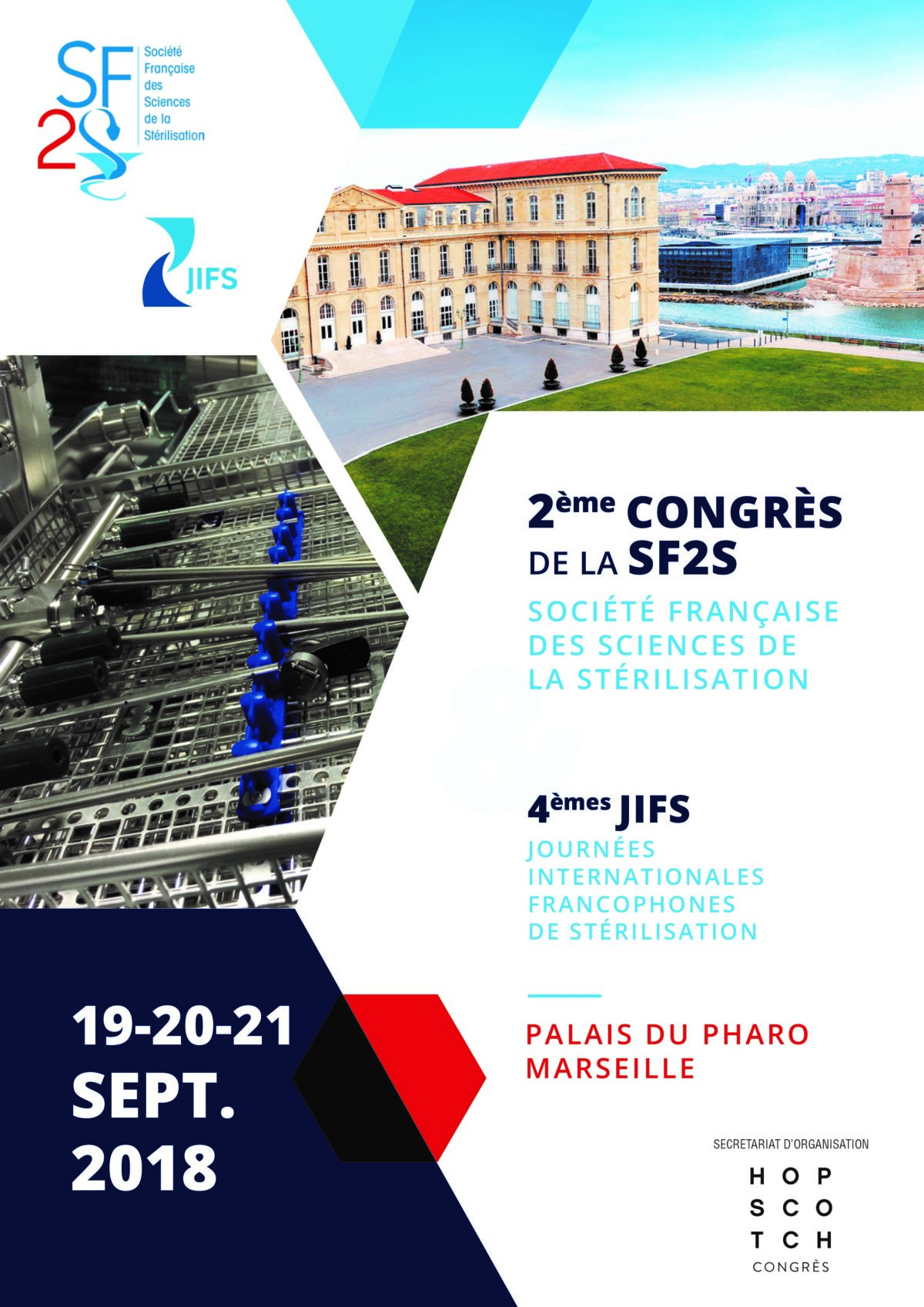 2ème Congrès de la SF2S & 4èmes JIFS